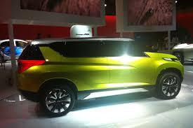 mitsubishi concept xr phev mitsubishi reveals new concept cars pictures mitsubishi xr phev