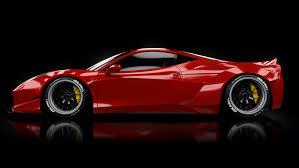 ferrari 458 liberty walk ferrari 458 italia liberty walk 3d model in sport cars 3dexport