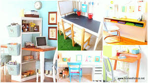 Office Desk Diy 18 Diy Desks Ideas That Will Enhance Your Home Office