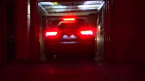 audi brake light 2015 2016 audi q7 led lights presentation brake stop
