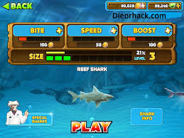 hungry shark evolution hack apk hungry shark evolution hack all versions