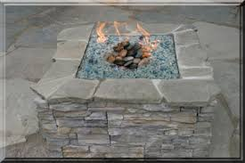Propane Fire Pits With Glass Rocks by Diamonds For Your Fireplace Or Fire Pit