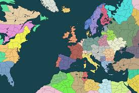 Blank Map Of Europe 1914 by Info All Landshuffle Maps For Roleplaying In Supremacy 1914