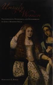 unruly women performance penitence and punishment in early
