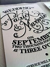 diy letterpress 13 best letterpress images on wedding stationery