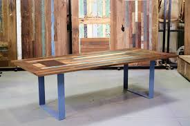 Reclaimed Timber Dining Table Endearing Reclaimed Timber Dining Table Recycled Timber Dining