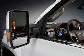 Ford F250 Truck Mirrors - gm brags about silverado u0027s frame twisting less than ford f 250 w