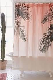 Dark Pink Shower Curtain by Wonderful Die Besten Showern With Valance Ideen Auf Bathroom