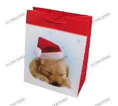 dog christmas gift bag page 1 products photo catalog traderscity