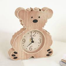 Childrens Bedroom Wall Clocks Personalised Childrens Clocks Wooden