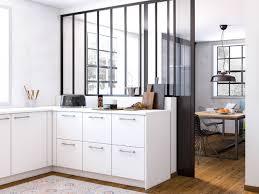 verriere interieur cuisine verrière intérieure et verrière atelier d artiste plattard