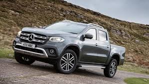 mercedes pick up first drive can the mercedes benz x class pull off the premium pick