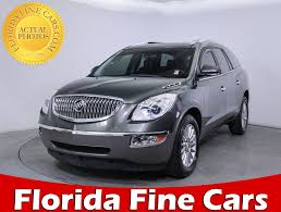 used lexus rx 350 in florida used 2011 buick enclave cxl suv for sale in miami fl 81217