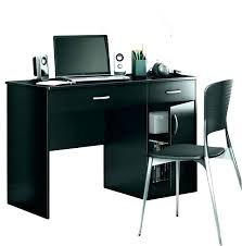 Small Black Corner Computer Desk Black Corner Desk Bethebridge Co
