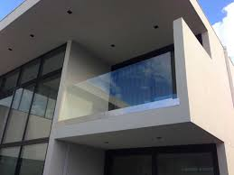 modern glass railing systems u2014 railing stairs and kitchen design
