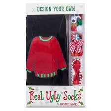 real socks s build your own kit sweater black