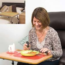 Over Chair Tables Elderly Over Bed Table Nrs Healthcare
