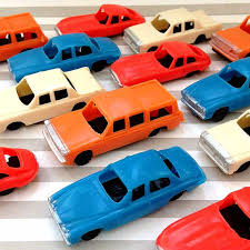 car cake toppers car cake toppers set of 8 miniature autos retro inspired