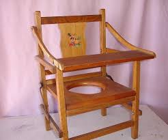Antique Wood High Chair Antique Wooden Potty Chair 78 Best Vintage Potty Chair Images On