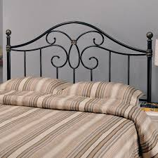 headboards queen size bed frame headboard metal queen bed