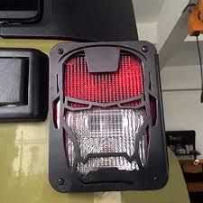 Jeep Jk Tail Light Covers Jeep Tail Light Covers Jeep Car Show