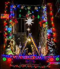 photo gallery joyous christmas lights in the north end