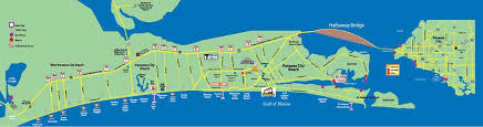 map of panama city panama city map