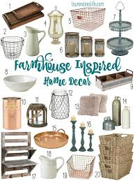 farmhouse inspired home decor without the farm lauren does life