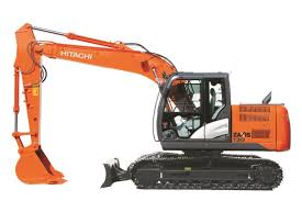 zx130 5g hitachi construction machinery