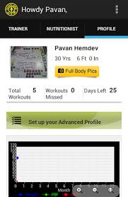 my daily fitness guide android apps on google play
