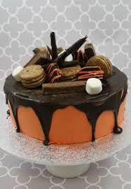 land ahoy birthday cake
