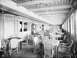 titanic first class dining room first class café parisien titanic belfast march 1912 café