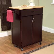 Mobile Kitchen Island Butcher Block by Kitchen Islands On Wheels Simple Living Clement Rolling Kitchen