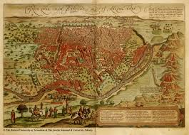 Map Of Babylon Canals And Lakes Of Cairo Influence Of Traditional Water System
