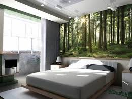 Modern Interior Design Trends In Wall Coverings Challenging - Nature interior design ideas