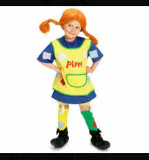 pippi longstocking costume pippi longstocking costume brand new 2 3years in bonnybridge