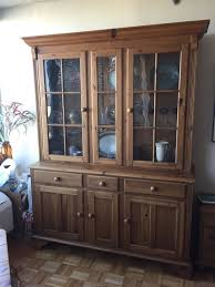 ethan allen china cabinet ethan allen china cabinet in the waterfront hudson county