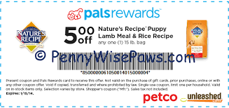 printable nature s recipe dog food coupons petco new printable store coupons nature s recipe dry dog food and