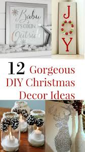 Home And Garden Christmas Decorating Ideas by Best 25 Decorating For Christmas Ideas On Pinterest Farmhouse