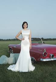 plain wedding dresses plain fitted wedding dresses high society bridal
