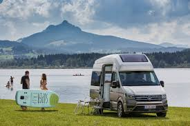 volkswagen camper trailer rvs campers and trailers curbed