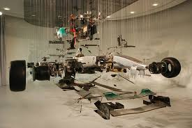mercedes brooklands f1 car in pieces a kit car perhaps picture of mercedes