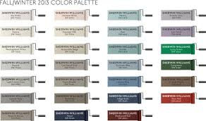 sherwin williams paint colors for pottery barn fall winter 2013