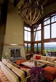 home interior ceiling design 10 high ceiling living room design ideas