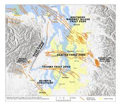Earthquake Map Seattle by A Geologist U0027s Thoughts On The Pacific Northwest Mega Quake Story