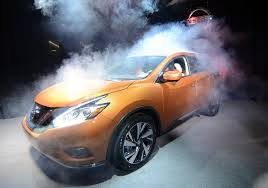 nissan murano off road first 2015 murano rolls off u s assembly line