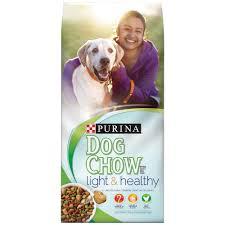 Purina Dog Chow Light And Healthy Dry Dog Food 16 5 Lb Bag