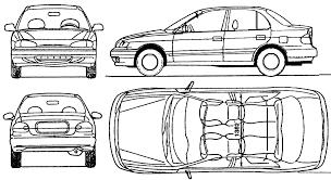 index of blueprints hyundai