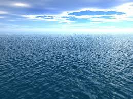 of the ocean
