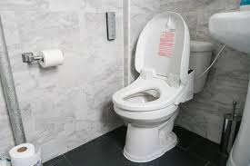 Toilet With Bidet And Heated Seat The Best Bidet Toilet Seat Or Washlet Wirecutter Reviews A New